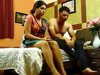 Kamvali Aunty ke Sath Jam ke SEX  HOT Aunty  Big Boobs