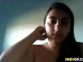 I convinced My Desi Daughter To Masturbate With Her Toothbrush On Cam