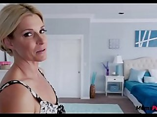 OIL MASSAGE for mothers- REAL NASTY SON