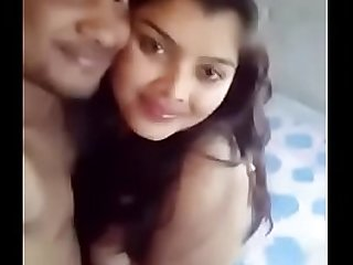 Desi teen love