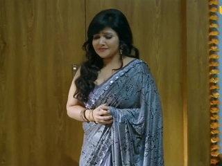 Indian bhabhi satisfied her daughter's husband