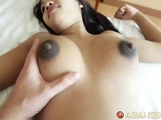 Warm eager pregnant holes fucked by horny white tourist in the Philippines