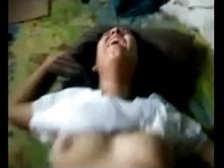 Bangladeshi collage girl