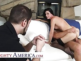 Naughty America - India Summer gets back at her husband by hooking up with someone else