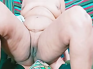 Licking my pussy put my fat cock