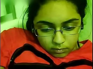 Hairy pretty NRI webcam play pissing