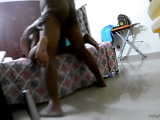 Indian aunty fucked in doggy