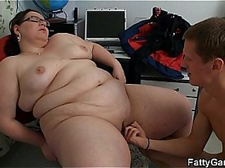 Bbw mom son sex