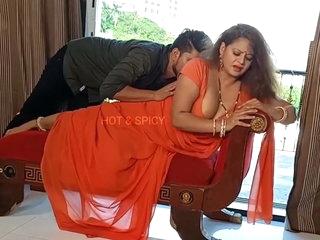 Sapna Bhabhi Hot Romance