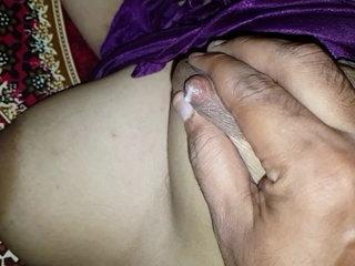 Breast Boobs Tits Nipples Milk 066 (Slow Motion)